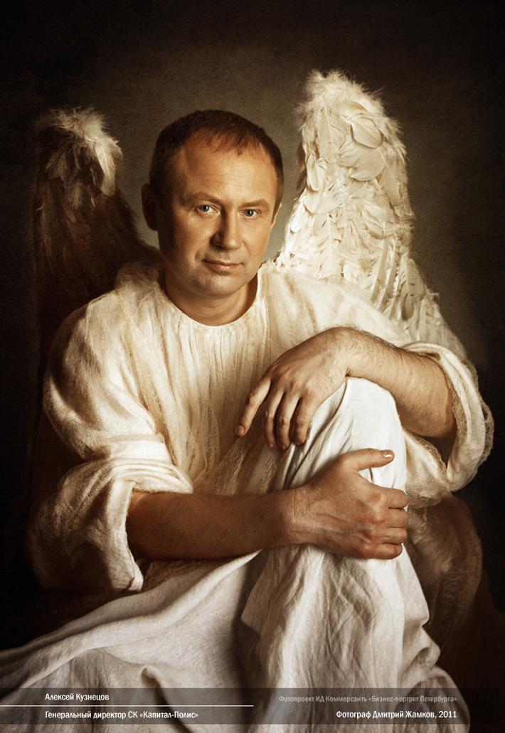Алексей Кузнецов. Генеральный директор СК «Капитал-Полис»